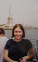 moi à New York à 14 ans, 1999