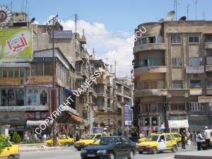 rue d'Aleppo, Syrie