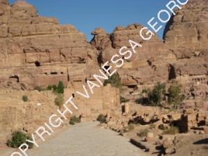 Petra, Jordanie
