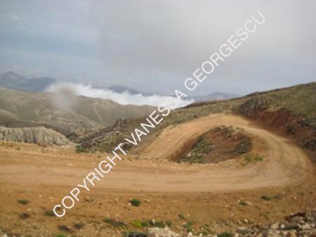 Montée en Van du Mont Nemrut, Turquie