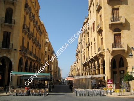 Centre de Beirut, Liban
