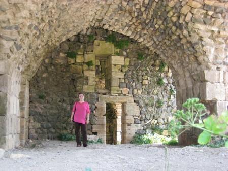 Crac des chevaliers à Hosn près de Homs, Syrie