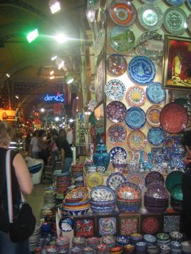 souq Istanbul, Turquie
