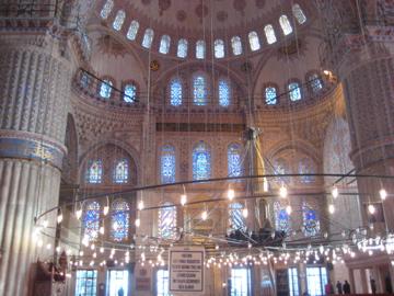 Mosquée Sultanahmet, Istanbul